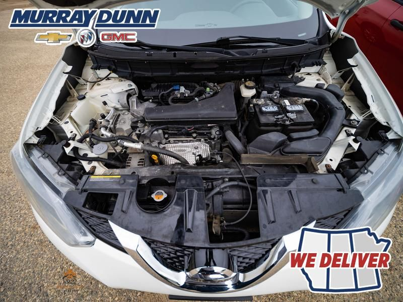 2014 Nissan Rogue Engine Compartment Photo in Nipawin SK
