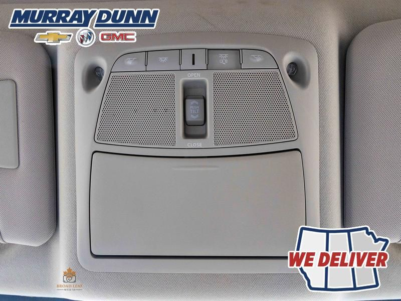2014 Nissan Rogue Roof Mounted Controls Photo in Nipawin SK