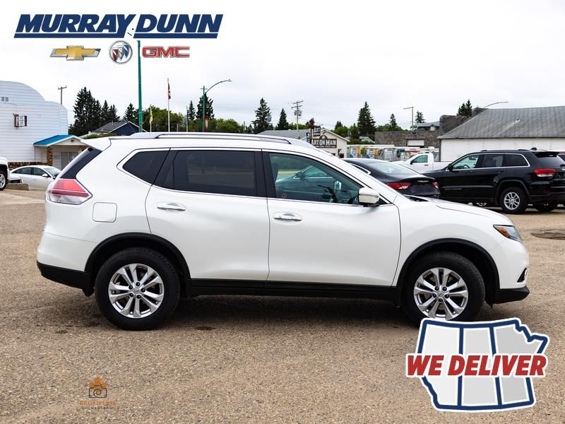 2014 Nissan Rogue Right Side Photo in Nipawin SK