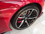 Red[Renaissance Red 2.0] 2021 Toyota GR Supra Right Front Rim and Tire Photo in Sherwood Park AB