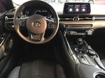 Red[Renaissance Red 2.0] 2021 Toyota GR Supra Left Front Seat Photo in Sherwood Park AB