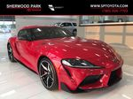 Red[Renaissance Red 2.0] 2021 Toyota GR Supra Primary Photo in Sherwood Park AB