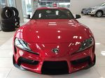 Red[Renaissance Red 2.0] 2021 Toyota GR Supra Front Vehicle Photo in Sherwood Park AB