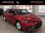 Red[Barcelona Red Metallic] 2021 Toyota Corolla SE Primary Photo in Sherwood Park AB