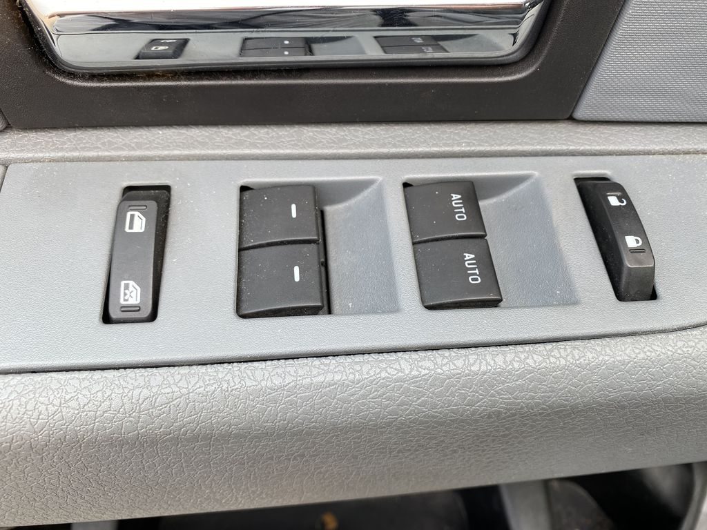 Gray[Sterling Grey Metallic] 2013 Ford F-150  Driver's Side Door Controls Photo in Edmonton AB