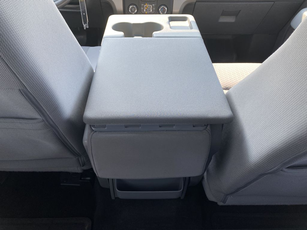 Gray[Sterling Grey Metallic] 2013 Ford F-150 Center Console Photo in Edmonton AB