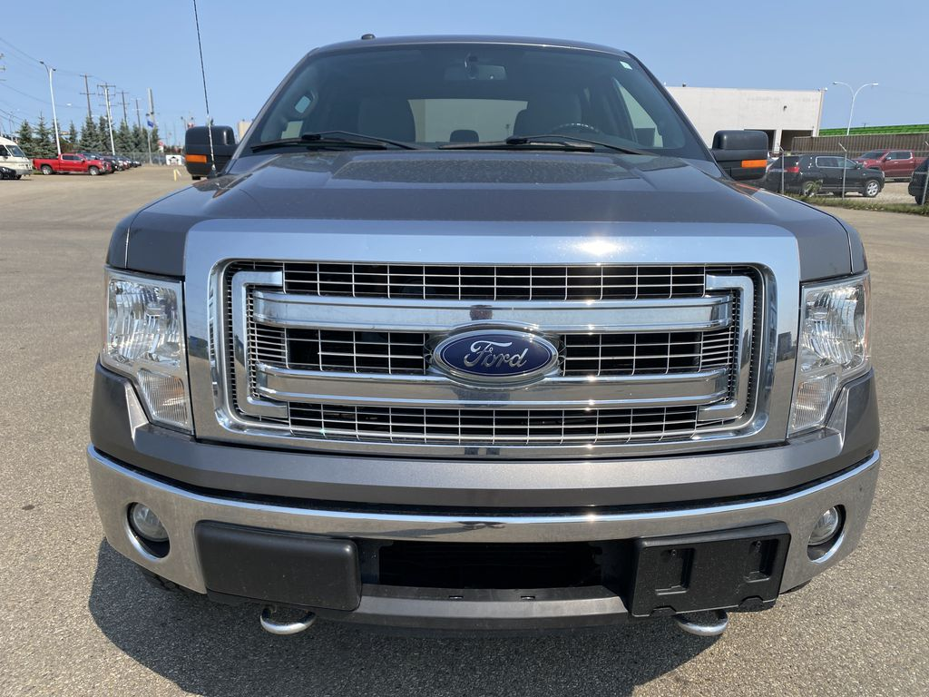 Gray[Sterling Grey Metallic] 2013 Ford F-150 Front Vehicle Photo in Edmonton AB