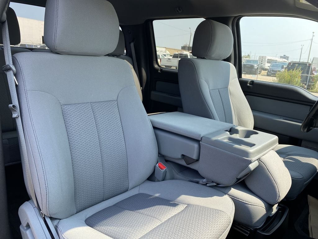 Gray[Sterling Grey Metallic] 2013 Ford F-150 Right Side Front Seat  Photo in Edmonton AB
