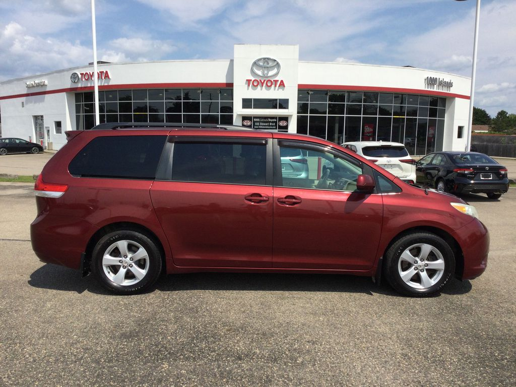 2012 Toyota Sienna Right Side Photo in Brockville ON