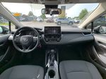 Black[Black Sand Pearl] 2021 Toyota Corolla LE Standard Package BPRBLC AM Trunk / Cargo Area Photo in Brampton ON