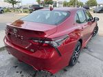 Red[Supersonic Red] 2021 Toyota Camry AWD SE UPGRADE G11BKT BD Sunroof Photo in Brampton ON