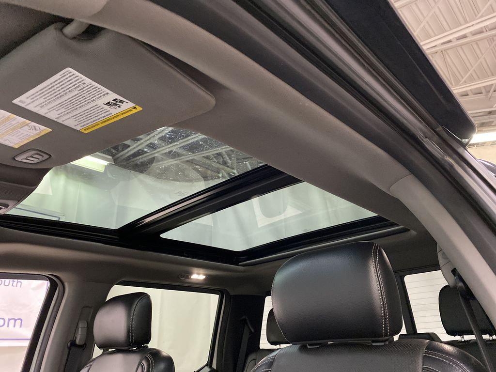 White[Oxford White] 2018 Ford F-150 Sunroof Photo in Dartmouth NS