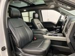 White[Oxford White] 2018 Ford F-150 Right Side Front Seat  Photo in Dartmouth NS