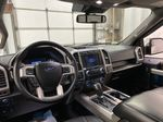 White[Oxford White] 2018 Ford F-150 Strng Wheel/Dash Photo: Frm Rear in Dartmouth NS