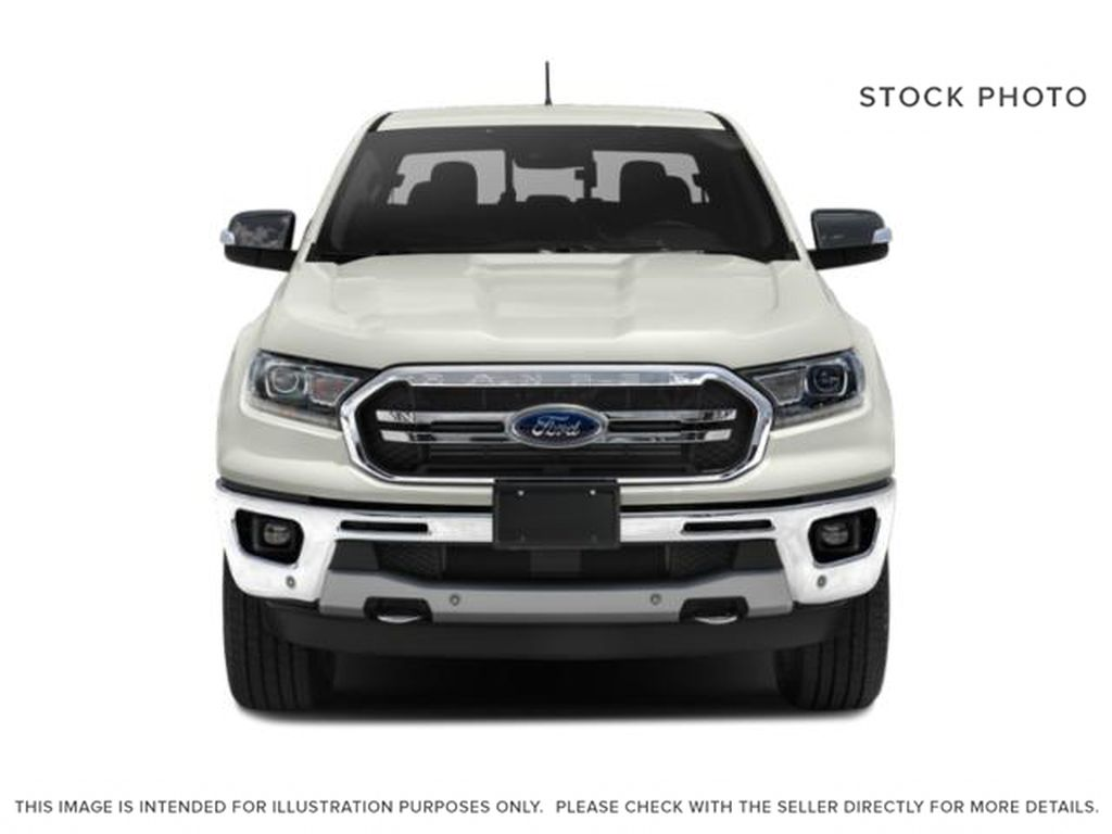 Silver[Iconic Silver Metallic] 2021 Ford Ranger Front Vehicle Photo in Dartmouth NS
