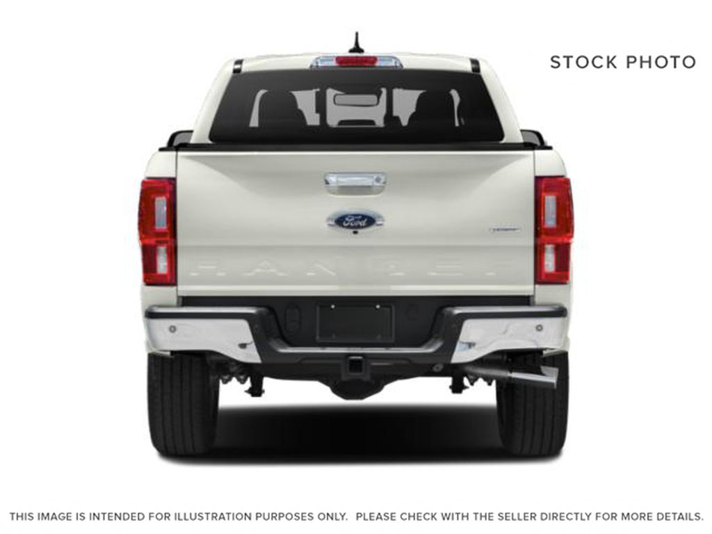 Silver[Iconic Silver Metallic] 2021 Ford Ranger Rear of Vehicle Photo in Dartmouth NS