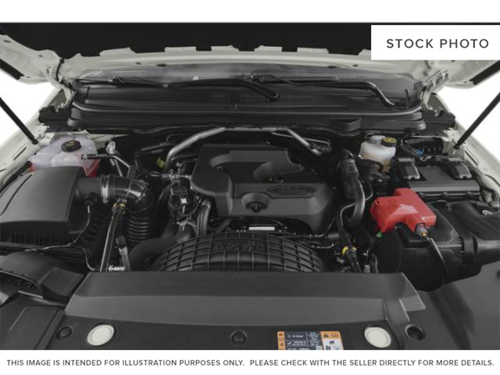 Silver[Iconic Silver Metallic] 2021 Ford Ranger Engine Compartment Photo in Dartmouth NS
