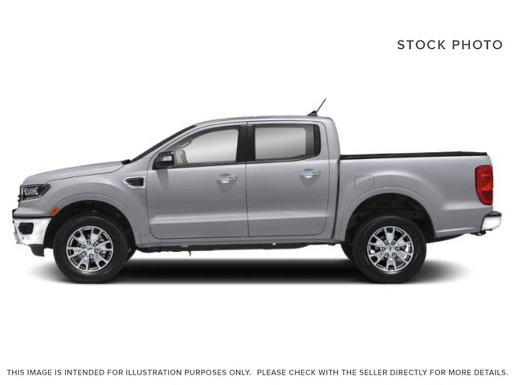 Silver[Iconic Silver Metallic] 2021 Ford Ranger Left Side Photo in Dartmouth NS
