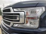 Blue[Blue Jeans Metallic] 2018 Ford F-150 Left Front Head Light / Bumper and Grill in Edmonton AB