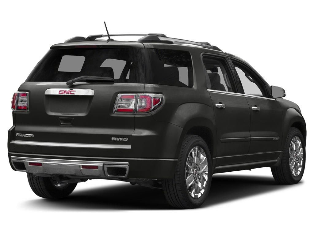 Grey 2014 GMC Acadia Left Front Rim and Tire Photo in Brooks AB