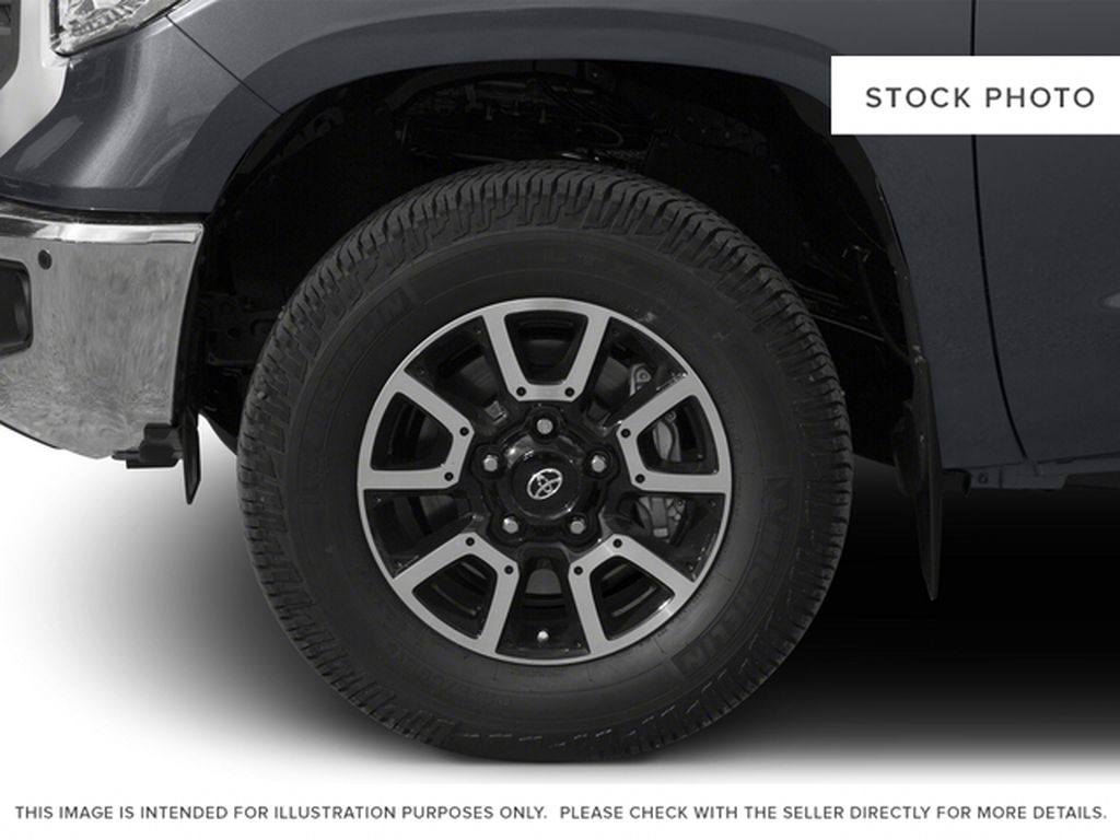 2015 Toyota Tundra Left Front Rim and Tire Photo in Brandon MB