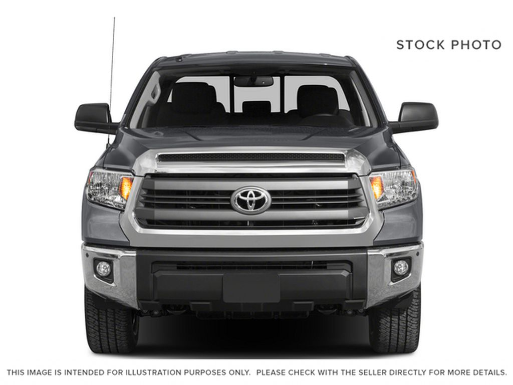 2015 Toyota Tundra Front Vehicle Photo in Brandon MB
