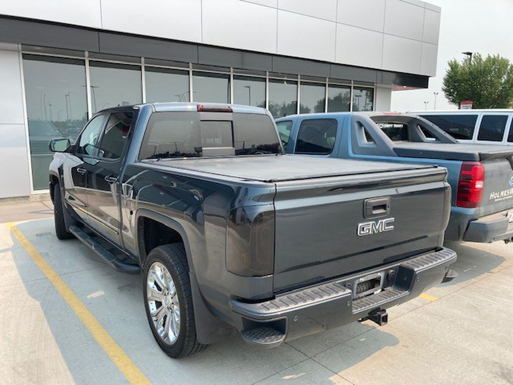Grey 2017 GMC Sierra 1500 Left Front Rim and Tire Photo in Lethbridge AB