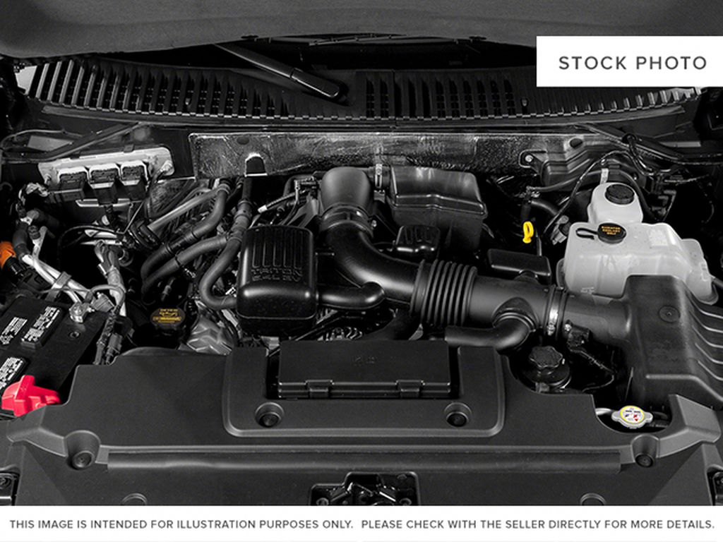 White[White Platinum Metallic Tri-Coat] 2014 Ford Expedition Max Engine Compartment Photo in Fort Macleod AB