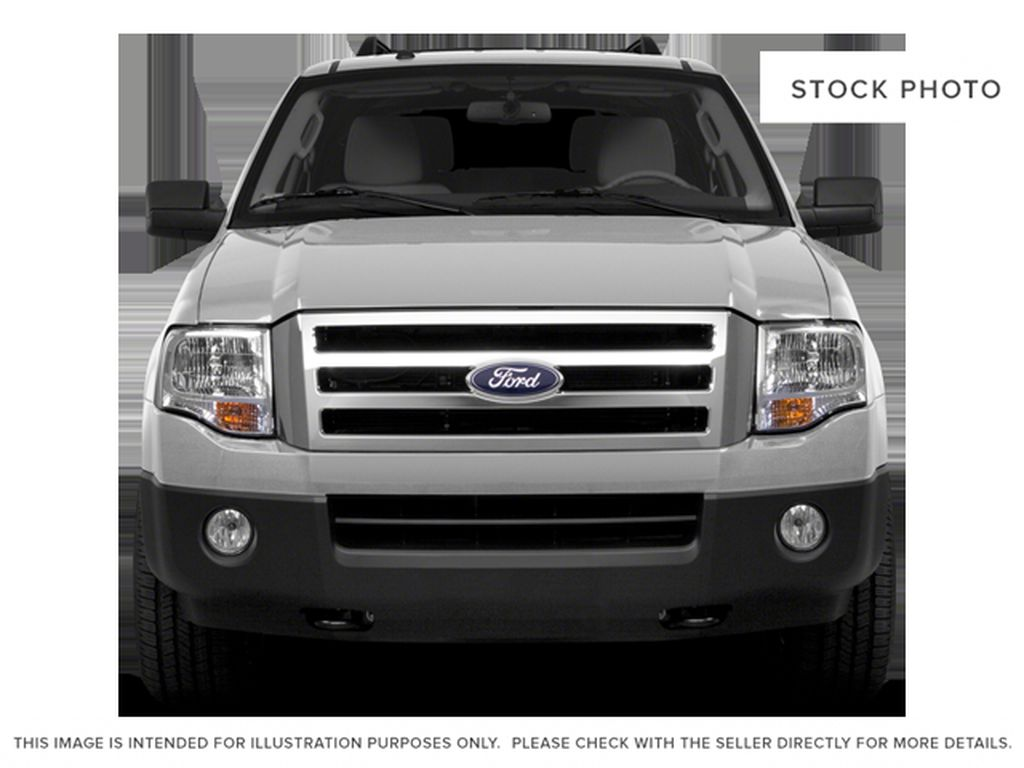 White[White Platinum Metallic Tri-Coat] 2014 Ford Expedition Max Front Vehicle Photo in Fort Macleod AB