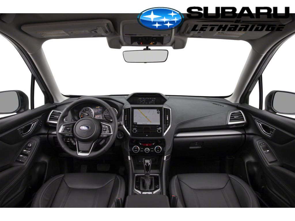 Silver 2021 Subaru Forester Driver's Side Door Controls Photo in Lethbridge AB