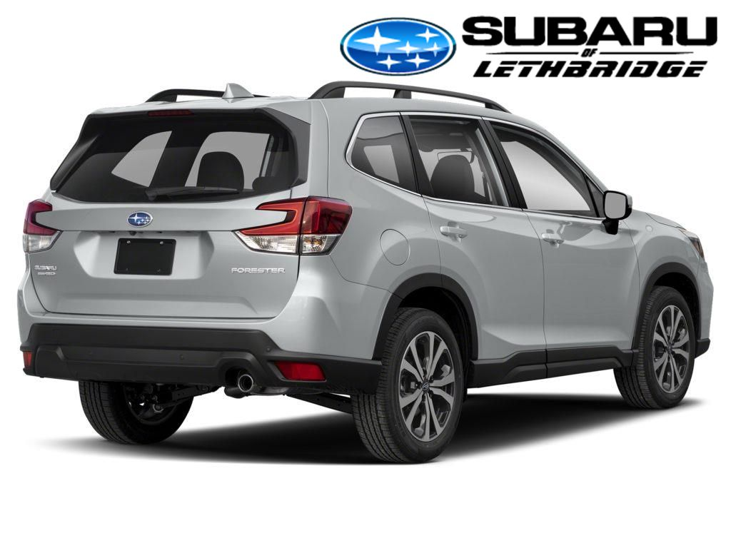 Silver 2021 Subaru Forester Left Front Rim and Tire Photo in Lethbridge AB