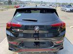 Black[Ebony Twilight Metallic] 2022 Buick Encore GX Essence Rear of Vehicle Photo in Calgary AB