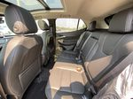 Black[Ebony Twilight Metallic] 2022 Buick Encore GX Essence Left Side Rear Seat  Photo in Calgary AB