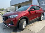 Red[Cinnabar Metallic] 2022 Buick Encore GX Preferred Left Front Head Light / Bumper and Grill in Calgary AB