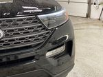 Black[Agate Black Metallic] 2021 Ford Explorer Left Front Head Light / Bumper and Grill in Dartmouth NS