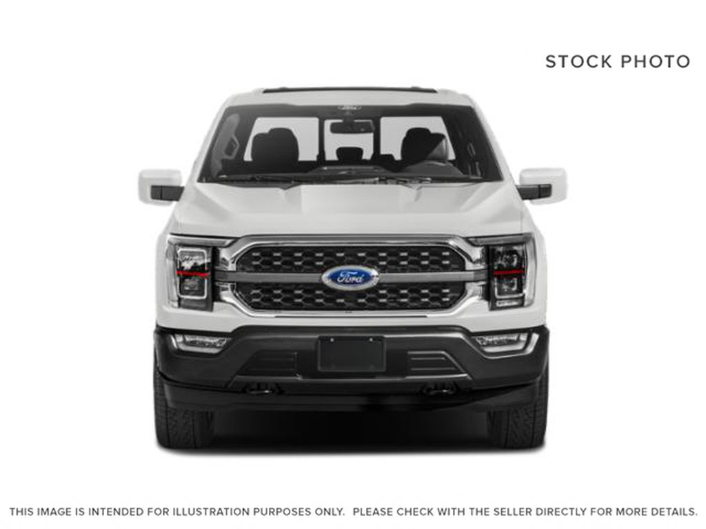 White[Oxford White] 2021 Ford F-150 Front Vehicle Photo in Dartmouth NS