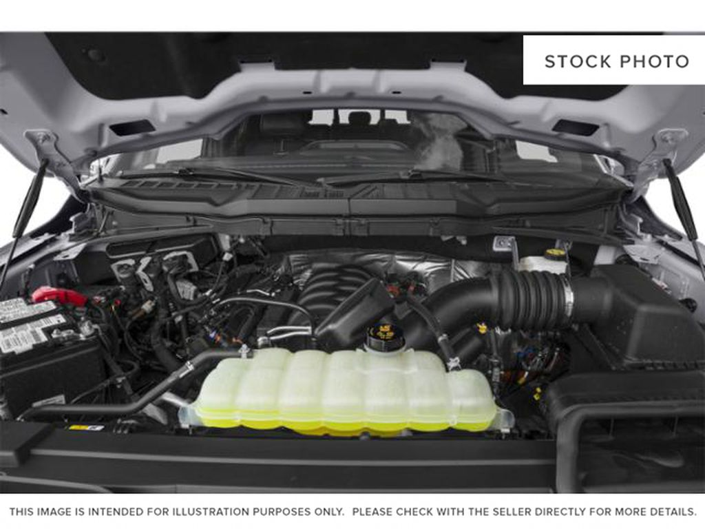 White[Oxford White] 2021 Ford F-150 Engine Compartment Photo in Dartmouth NS