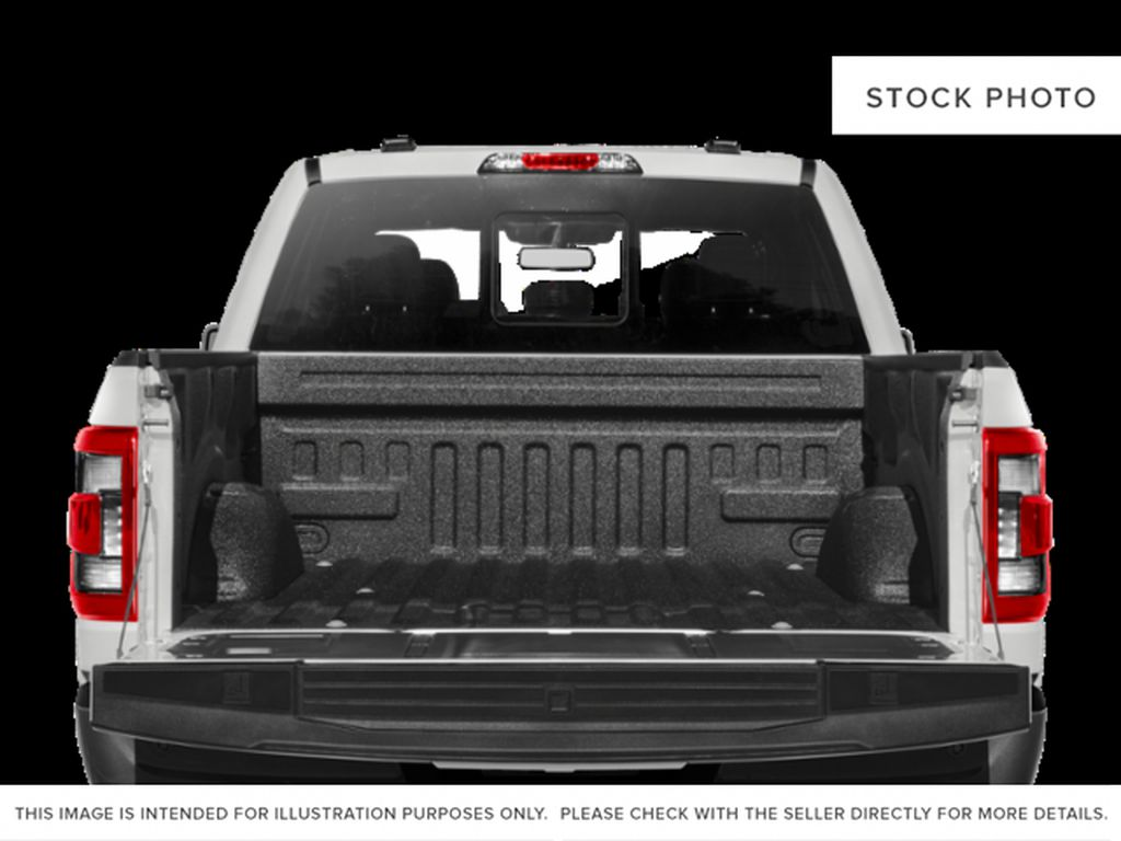 Red[Race Red] 2021 Ford F-150 Trunk / Cargo Area Photo in Dartmouth NS