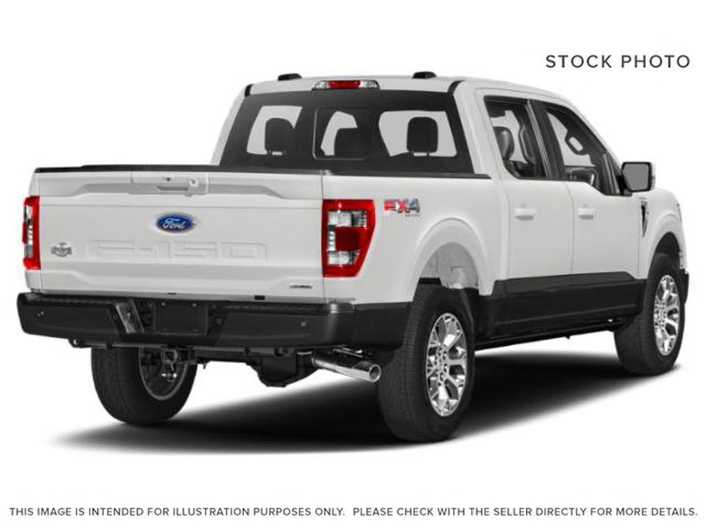 Red[Race Red] 2021 Ford F-150 Right Rear Corner Photo in Dartmouth NS