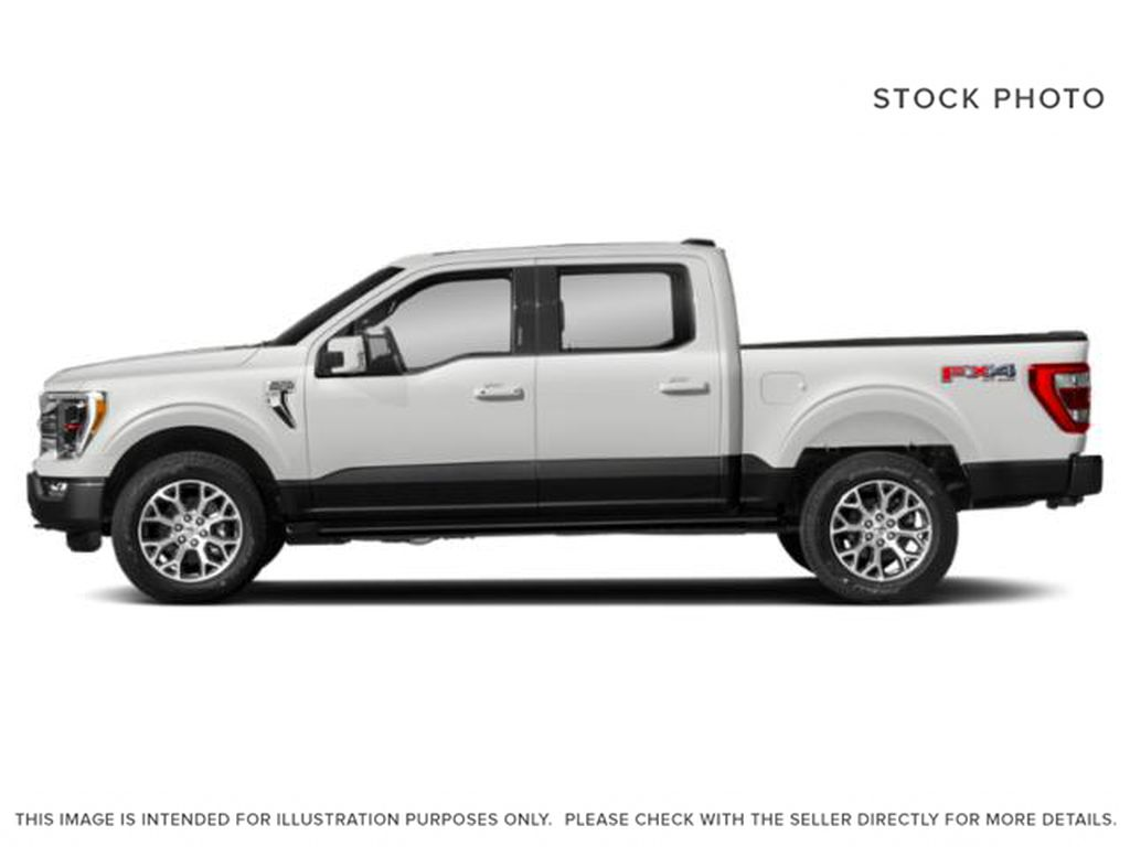 Red[Race Red] 2021 Ford F-150 Left Side Photo in Dartmouth NS