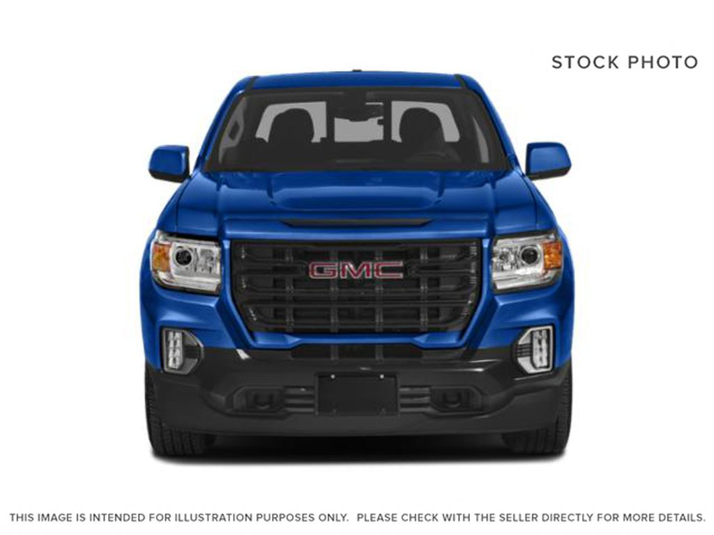 2021 GMC Canyon Front Vehicle Photo in Medicine Hat AB
