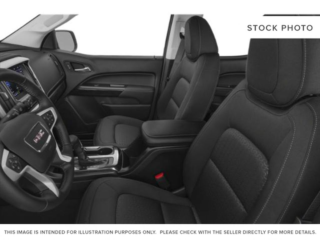 2021 GMC Canyon Left Front Interior Photo in Medicine Hat AB