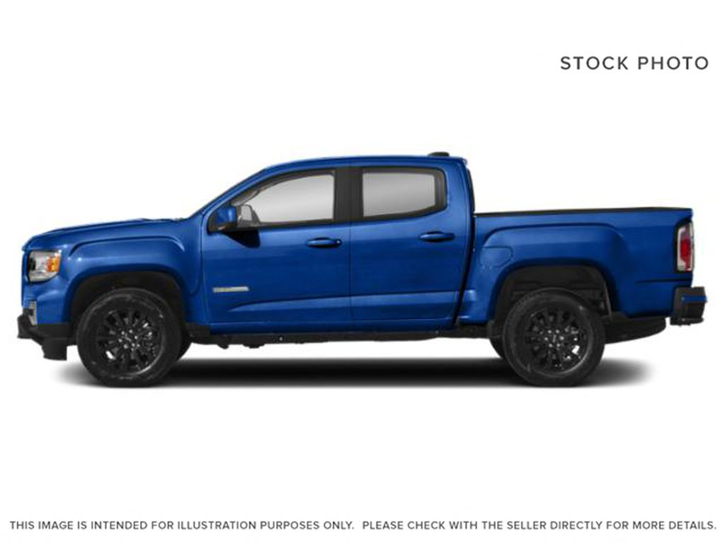 2021 GMC Canyon Left Side Photo in Medicine Hat AB