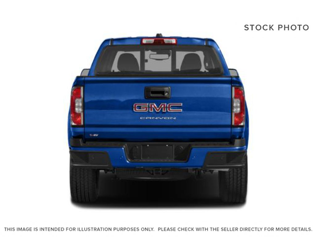 2021 GMC Canyon Rear of Vehicle Photo in Medicine Hat AB