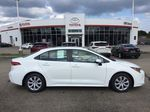 White[Blizzard Pearl] 2021 Toyota Corolla Right Side Photo in Brockville ON