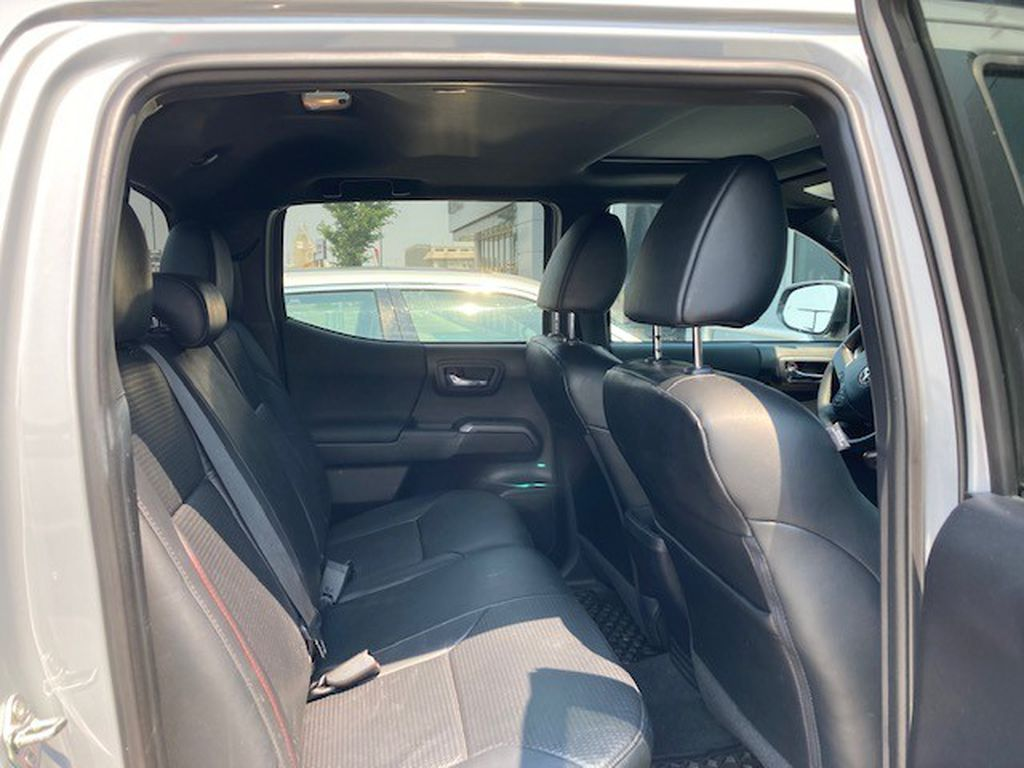 Grey 2020 Toyota Tacoma Driver's Side Door Controls Photo in Lethbridge AB