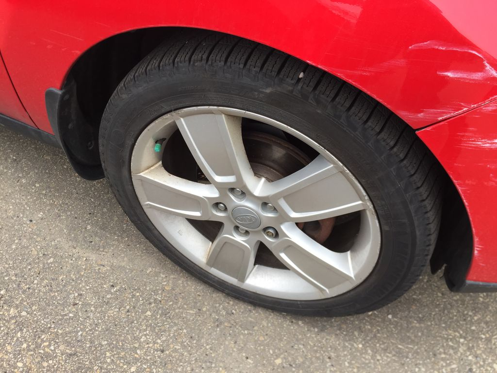 Red[Inferno Red] 2015 Kia Soul SX HATCHBACK Right Rear Corner Photo in Sherwood Park AB