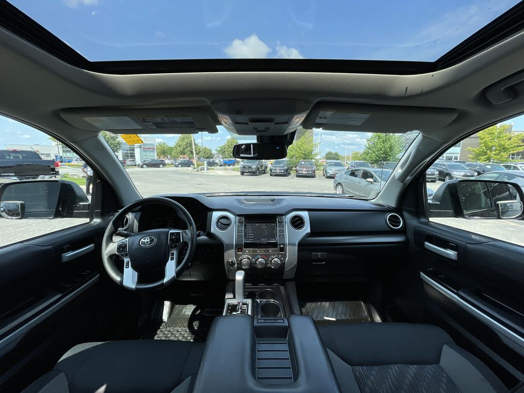 Black 2018 Toyota Tundra Right Side Front Seat  Photo in Brampton ON