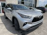 Silver[Celestial Silver Metallic] 2021 Toyota Highlander AWD XLE Package GZRBHT AM Engine Compartment Photo in Brampton ON