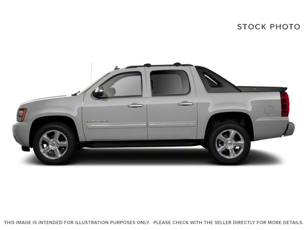 Brown 2010 Chevrolet Avalanche Left Side Photo in Westlock AB